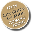 New City Centre Location Coming Soon!