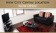 Aberdeen Serviced Apartments | New City Centre Location Now Open!